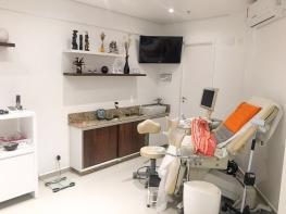 Clínica de Saúde - Consultório de Ginecologia